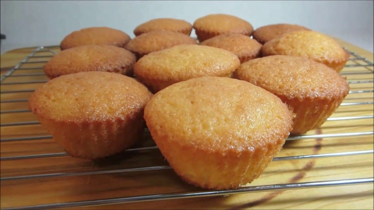 Mamon Filipino Sponge Cake Recipe Pinoy Media Blog Cooking