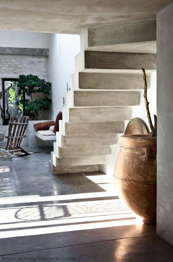 Paris apartment interiors PARIS INTERIORS Pinterest Escaliers