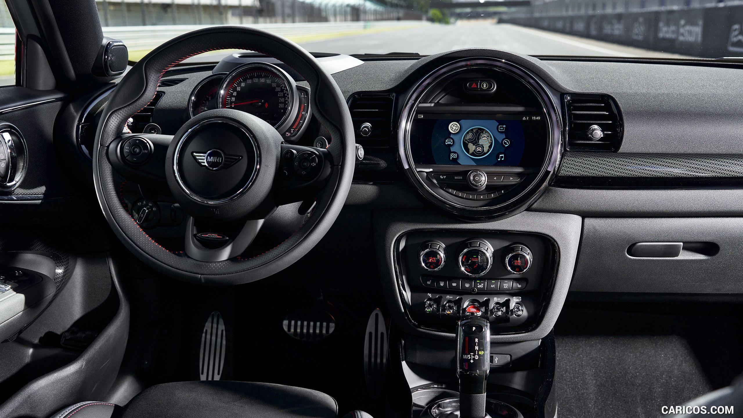 2020 Mini Cooper Clubman Mini Cooper Countryman Mini Cooper Clubman Mini Cooper Interior