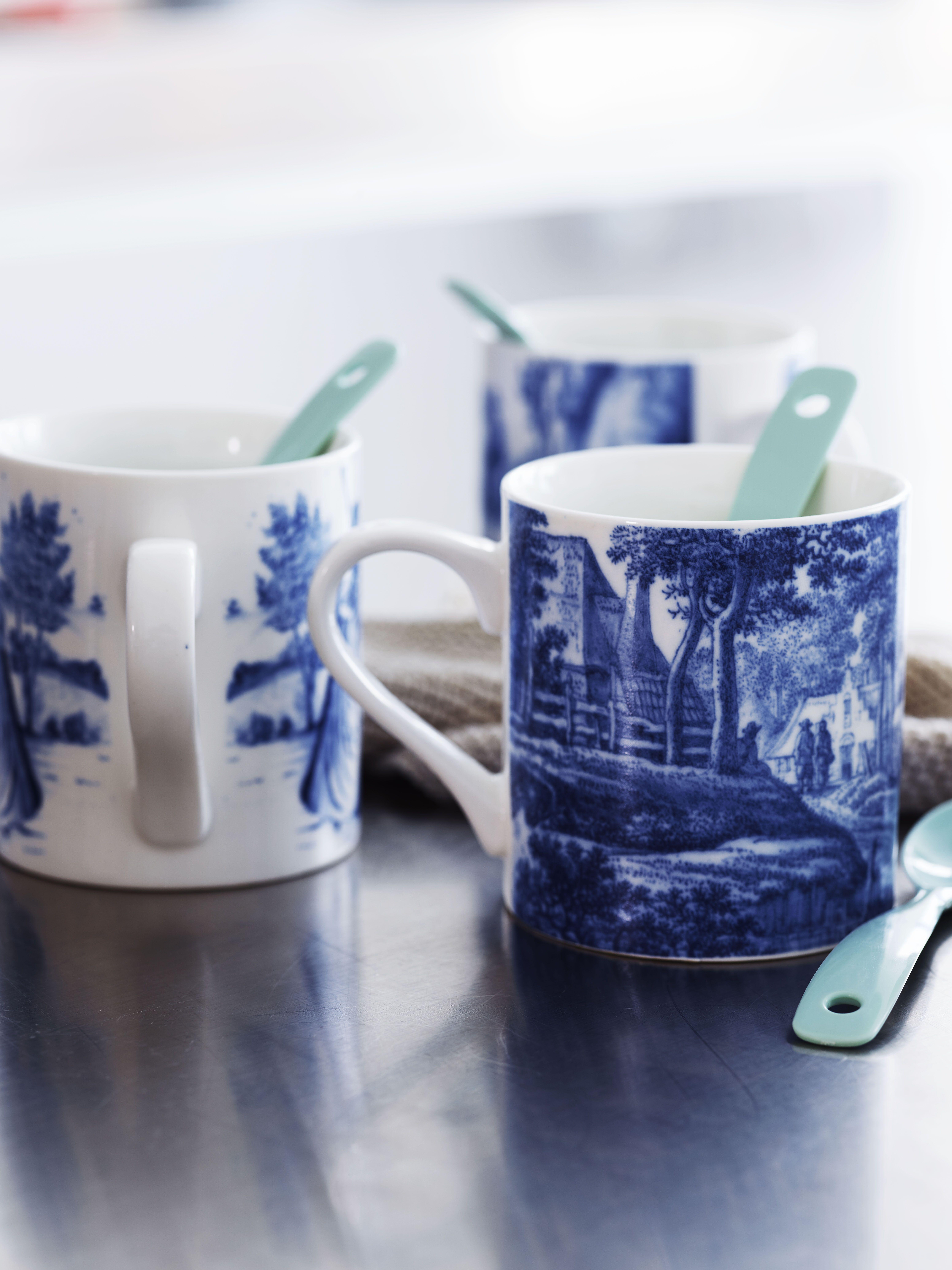 Mokken | Decoratie | Bece #decoratie #wonen #blue #inspiratie