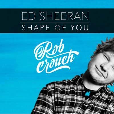 Ed Sheeran Shape Of You Ed Sheeran Lagu Populer