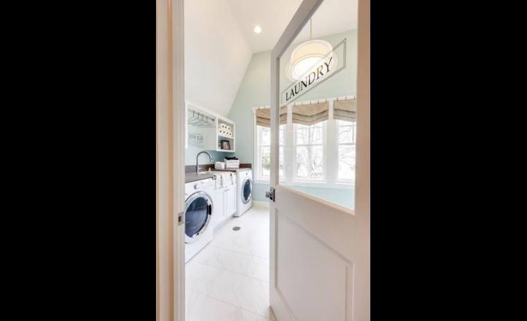Salle de lavage: 10 idées