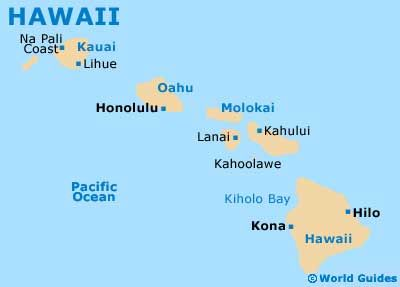 Hawaii I dont care which island but for a place that has longer