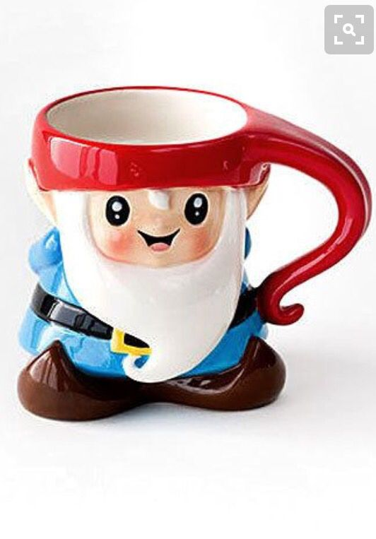 This cup is just so cute who else than me want this?
