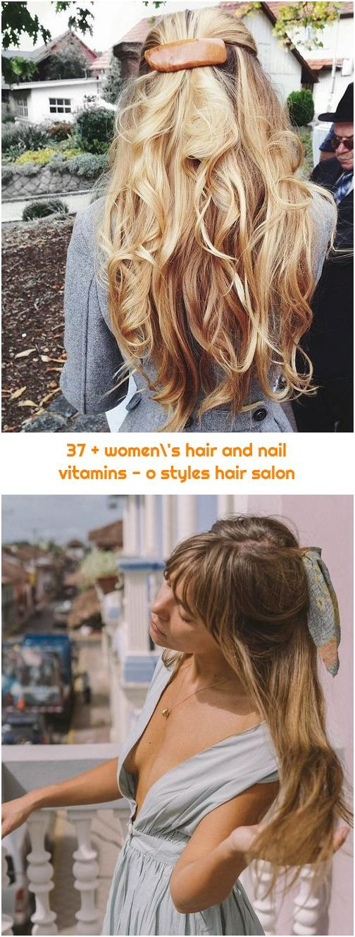 37 Women S Hair And Nail Vitamins O Styles Hair Salon In 2020 Hair Styles Hair And Nails Vitamins Hair Salon