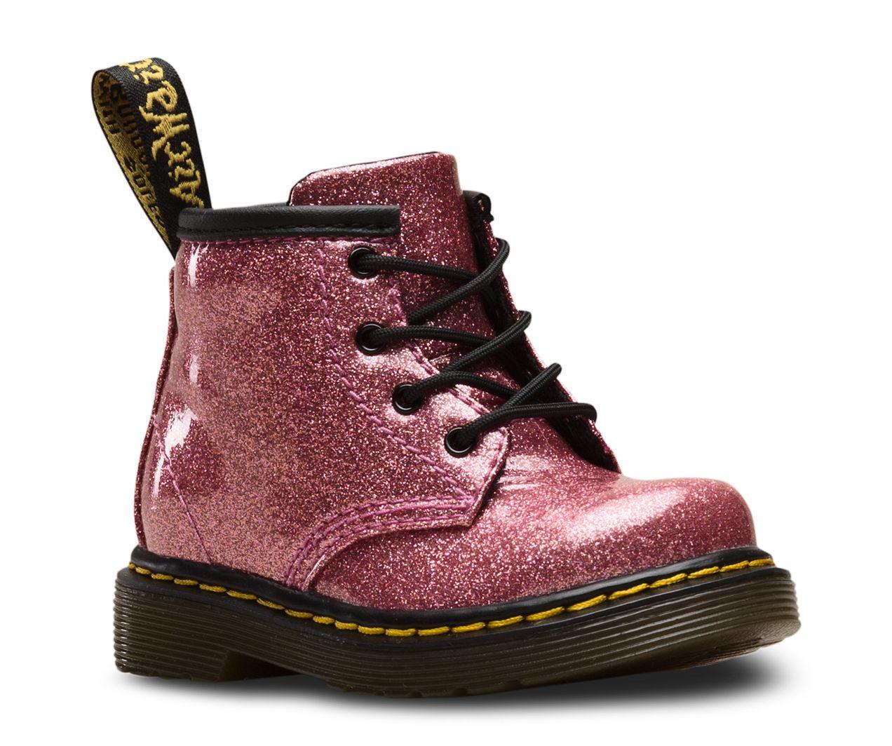 infant glitter boots