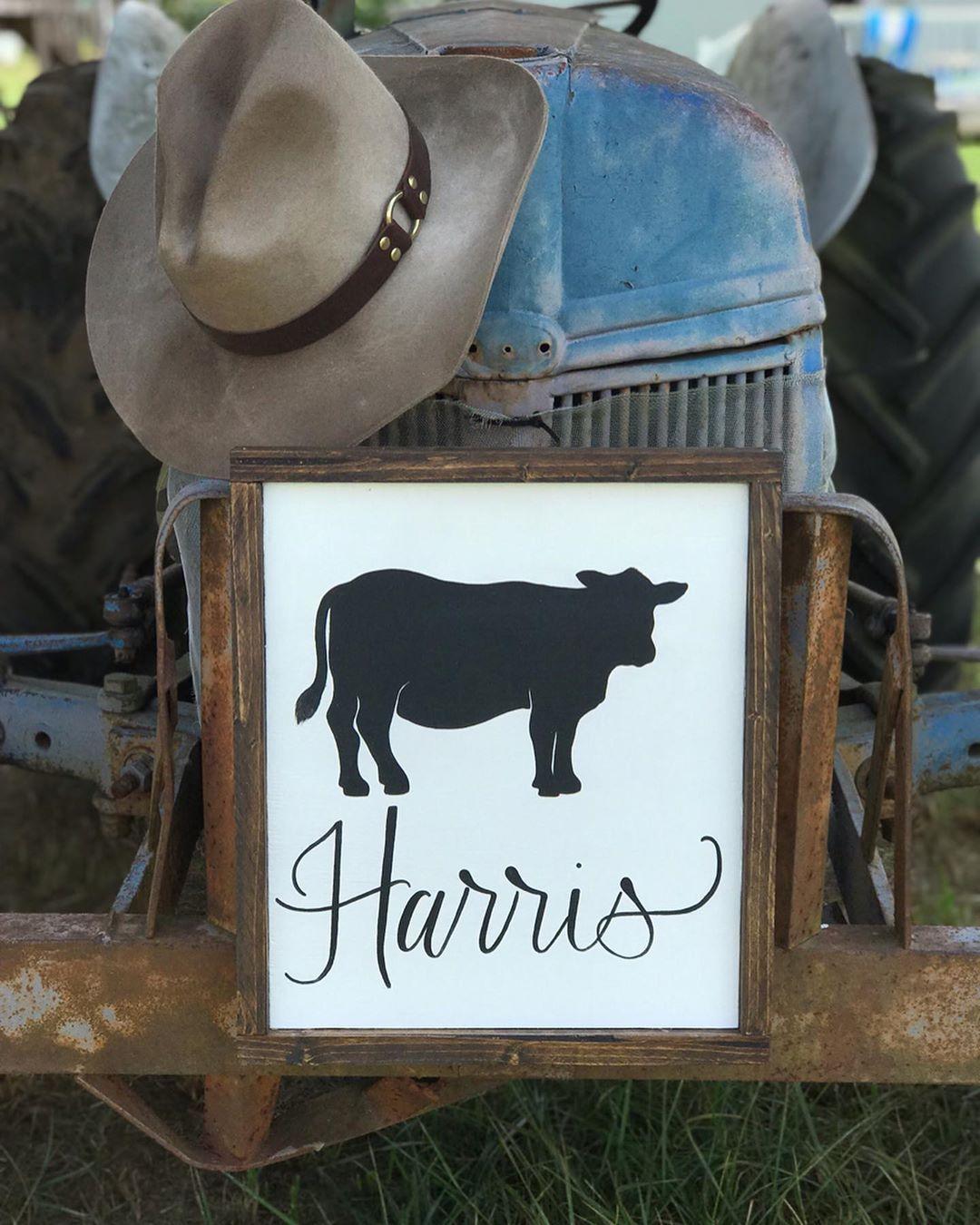 Farmhouse Falldecor Ideas: Freehand Lettering On Instagram: Freehand