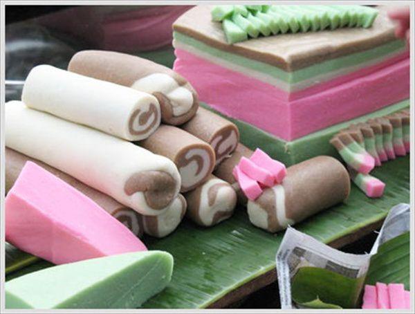 Resep Membuat Getuk Lapis Yang Enak Culinary Recipes Indonesian Food Culinary