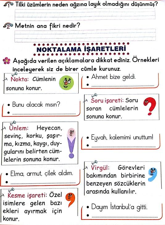 52 Best 1 Sinif Images Education Turkish Lessons Grade 1