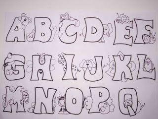 Alfabeto bichinhos