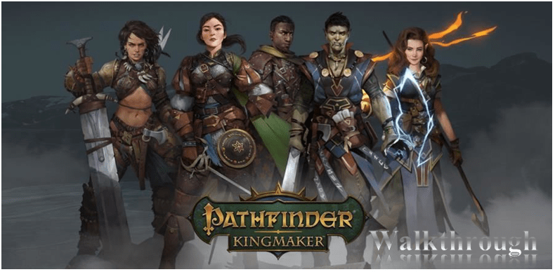 On Screen Adventure with Pathfinder Kingmaker