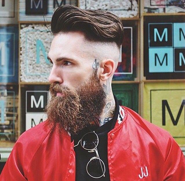 Unknown -- #Beard #Fashion #Men #Mustache #BeardStyles