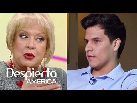 Luis Alberto Aguilera, el hijo secreto de Juan Gabriel (Programa Primer Impacto Univisión) - YouTube