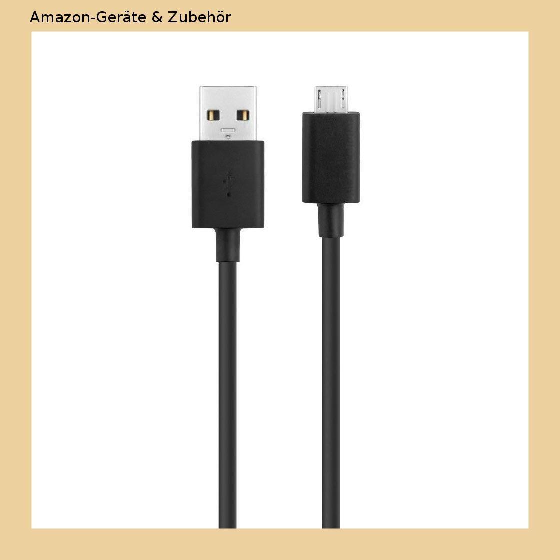 Amazon Powerfast Usb Zu Micro Usb Kabel Fur Schnelles Aufladen