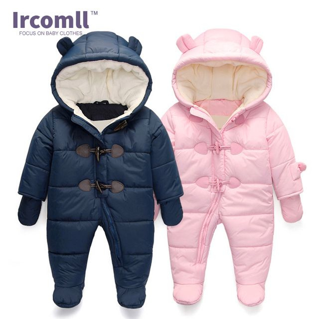 bb20ce238 Special offer Keep warm Infant Winter clothes Newborn Baby Boy Girl ...
