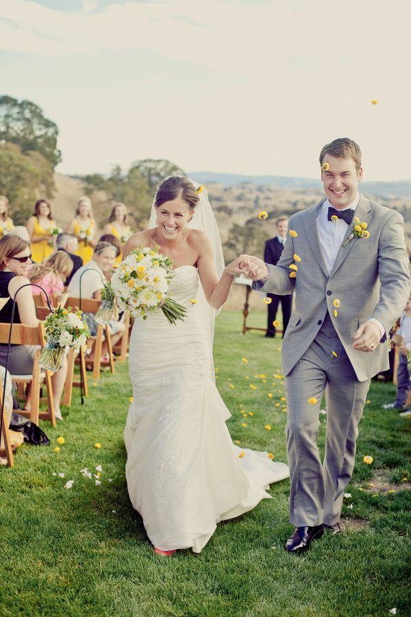Photo via   Weddings, Wedding and Reception