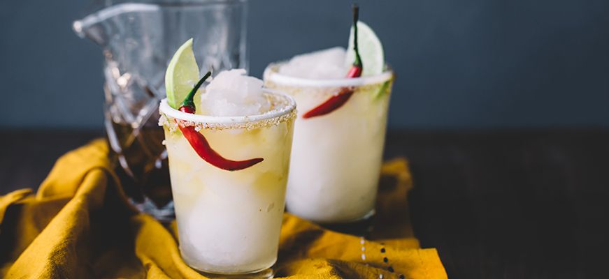 We've got tips to help you make the informed choice when it comes to margaritas and some great recipes for you to try at home.
