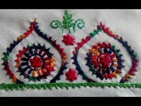 111 - Mountmellick  stitch (Hindi /Urdu)