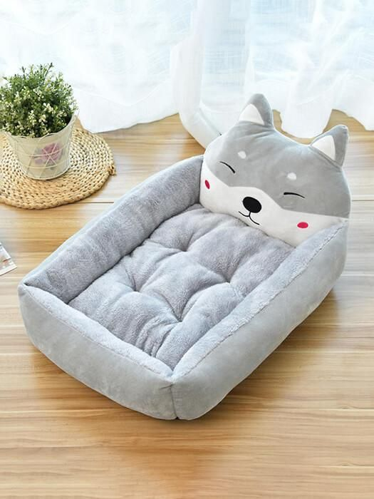 Dog Shaped Sofa Playmat House Elephant Plush Pillow Sofa Bean Bag Chair