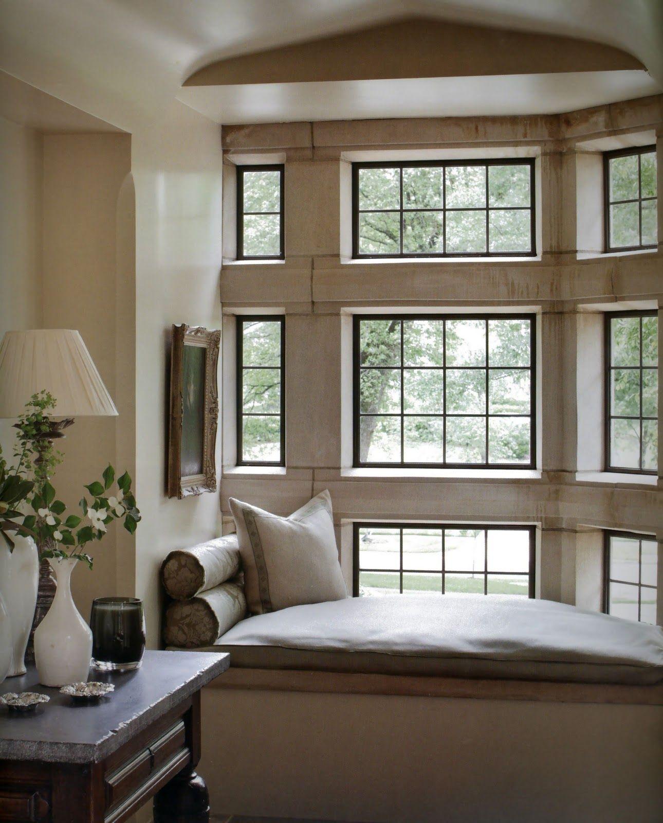 Window house design ideas  window seat  home sweet home  pinterest  window house and