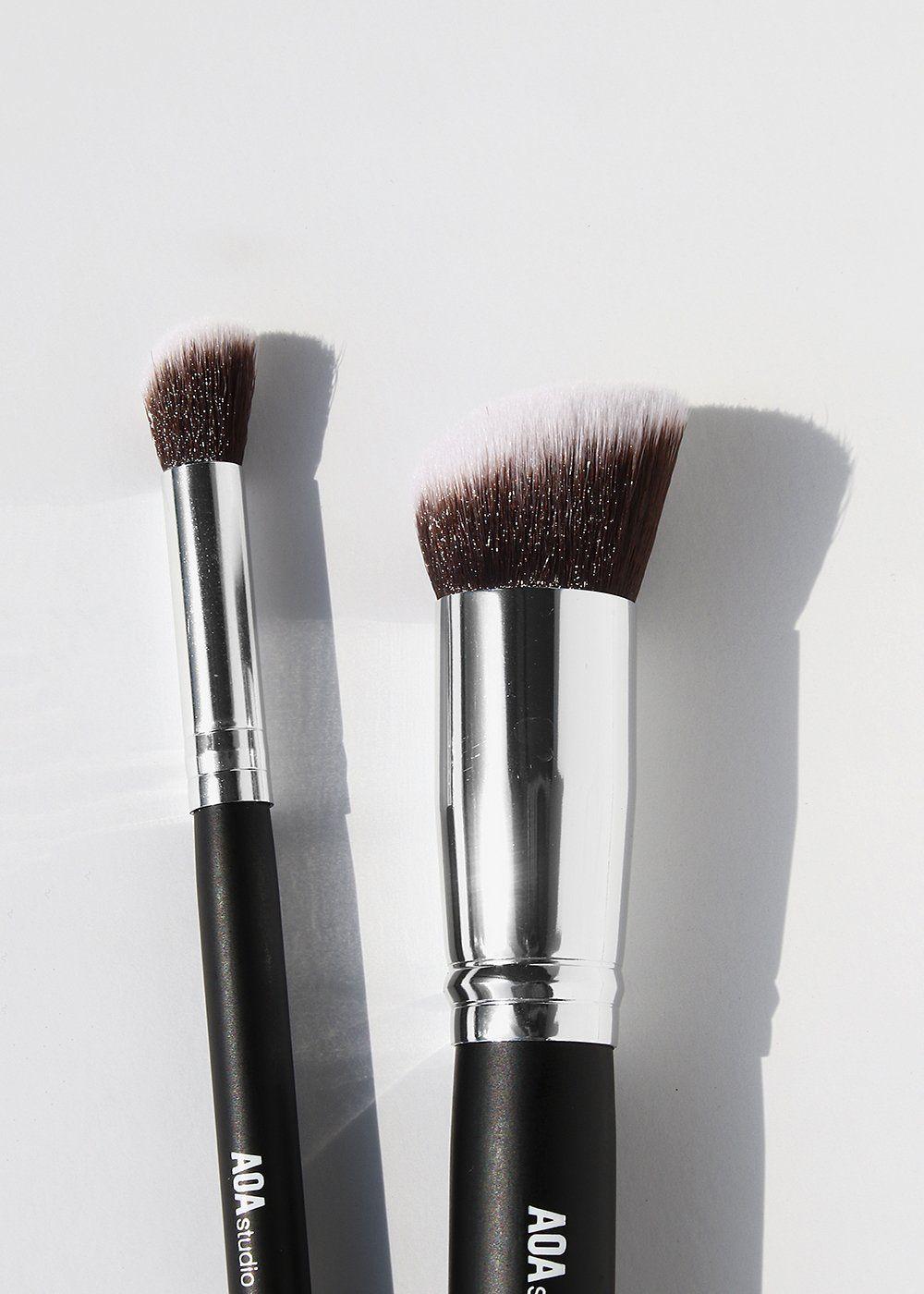 The F3 & E103 Kabuki Brush Duo (With images) Kabuki