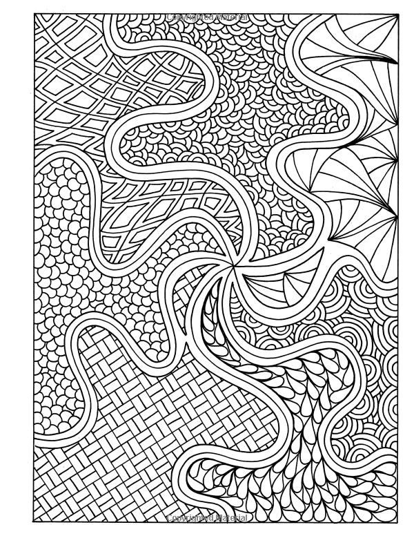 Pretty Patterns Zendoodle Coloring Book 12 Pretty Zendoodle Patterns To Color Joanne Waring Coloring Books Pretty Patterns Color