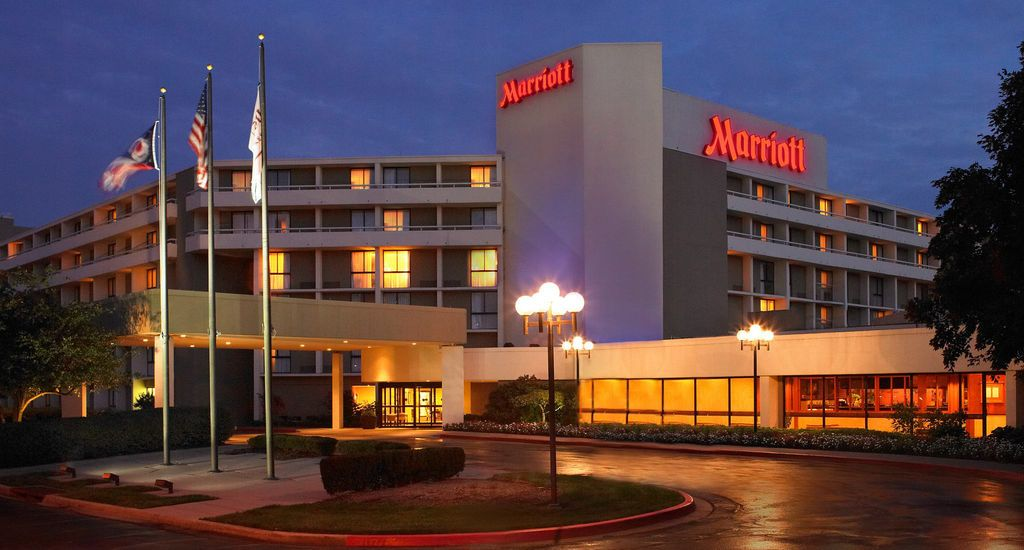The Ultimate In Convenience Marriott Hotel Dayton Ohio Is