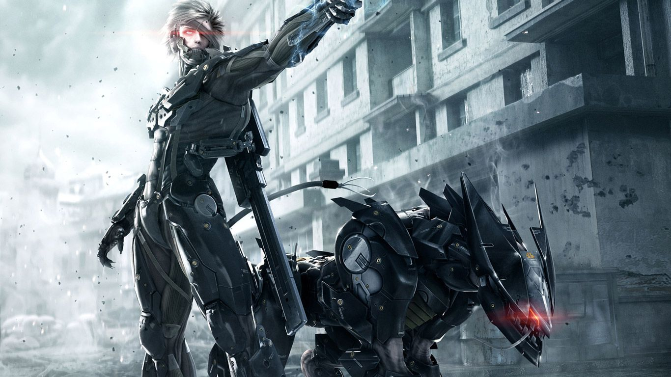 Metal Gear Rising Revengeance For Pc Currently Not Playable
