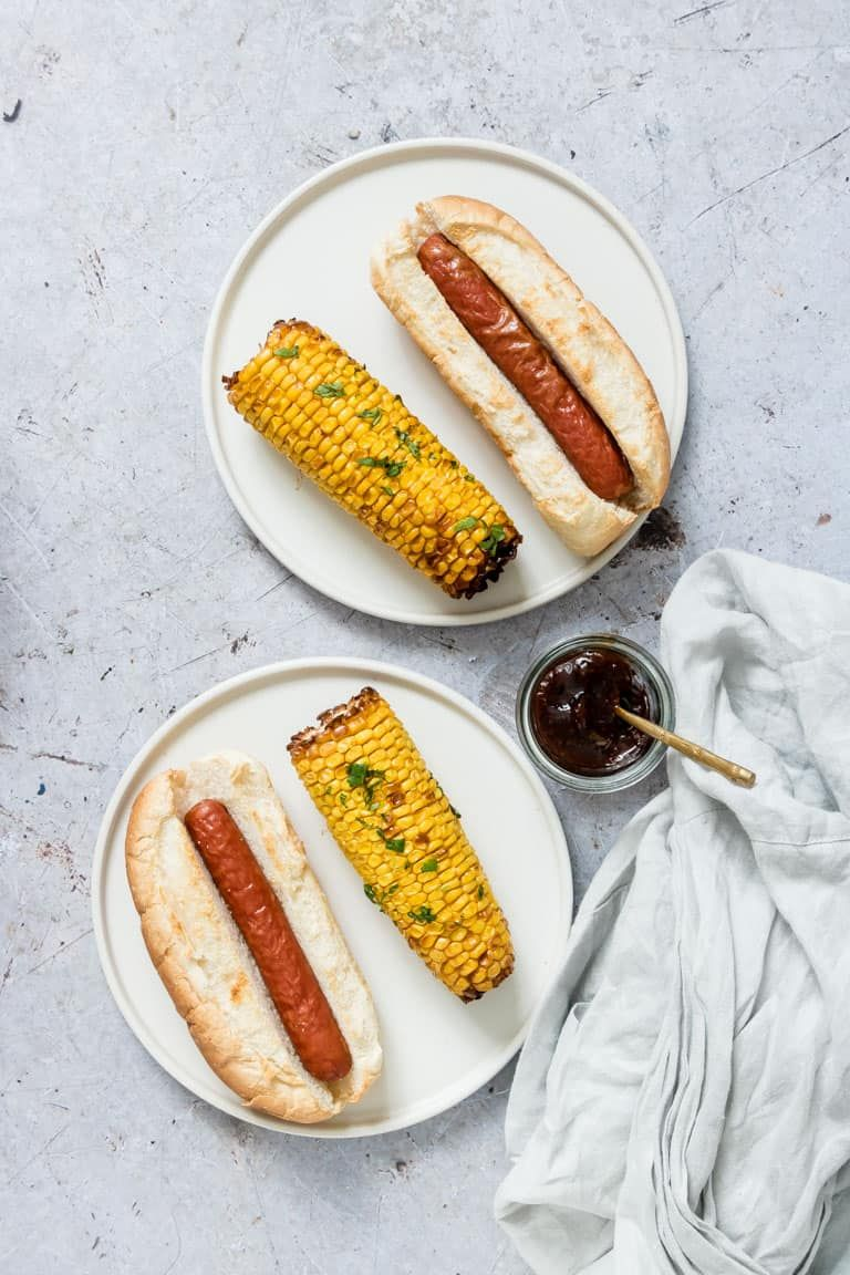 Learn how to make Air Fryer Hot Dogs that the whole family