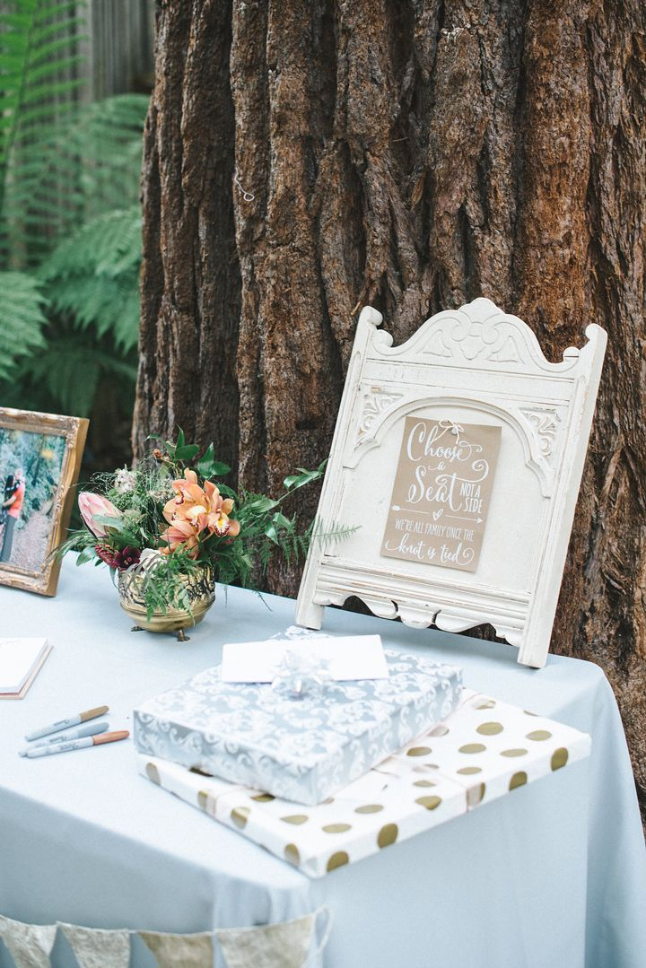 Bay Area Wedding in the Redwoods - Deer Park Villa, CA