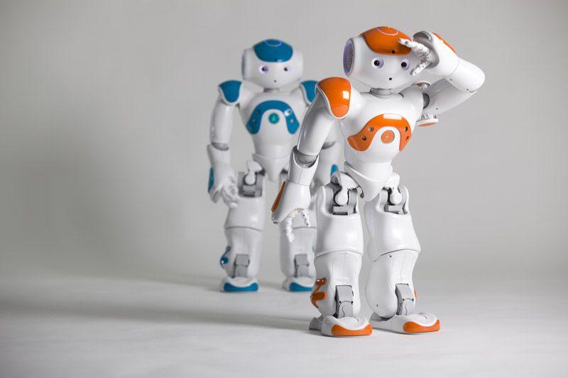 NAO - A humanoid from Aldebaran Robotics