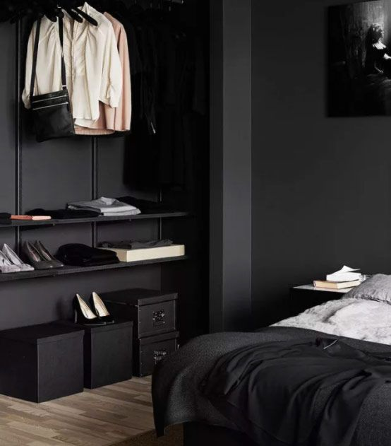 Photo of Interior design nero – per la roulette ci concentriamo sul colore nero