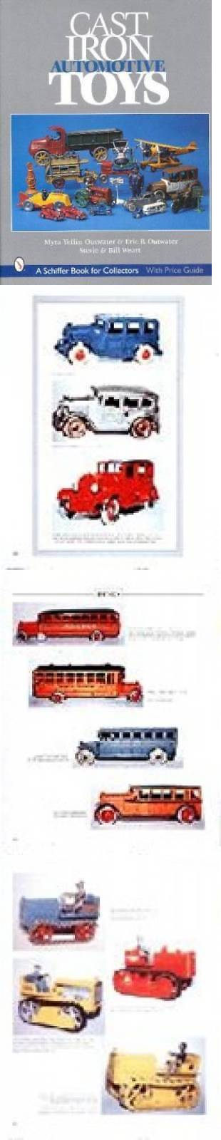 Price Guides and Publications 97093: Antique Cast Iron Car Toy Ref ...