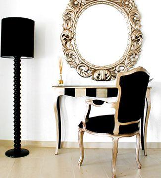 Inspiration baroque accessoires de d coration d for Accessoires decoration interieur