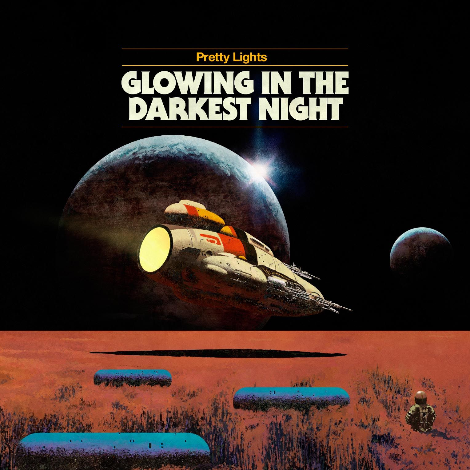 Webdesigner Depot Sci Fi Pretty Lights 70s Sci Fi Art