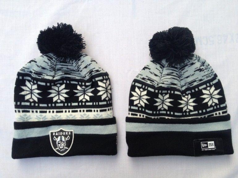 64632ea8f19 Cheap NFL Oakland Raiders Beanies (23) (47807) Wholesale