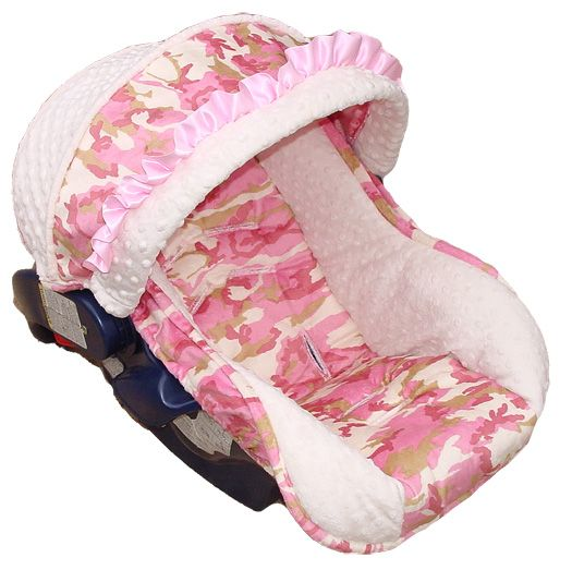 Baby Cammie Car Seat Cover Baby Car Seats Camo Baby