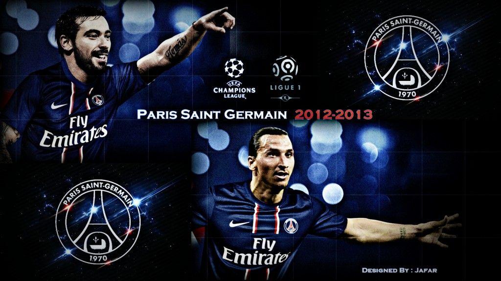 Paris Saint Germain 2012-2013 HD Best Wallpapers