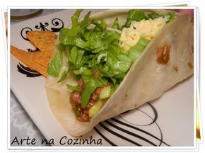 Tacos mexicanos ( com RAP 10)