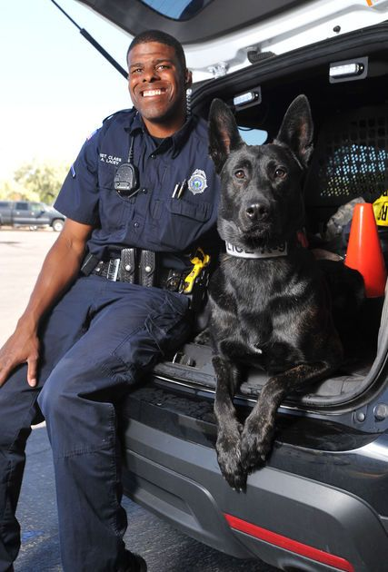 Caring for K-9s — Pocatello PD gets police dog first aid supplies in memory of California boy - POCATELLO — Gavin Buchanan was just 5 years old when he saved up enough money to donate a K-9 bulletproof vest to the Palo Alto Police Department in California.