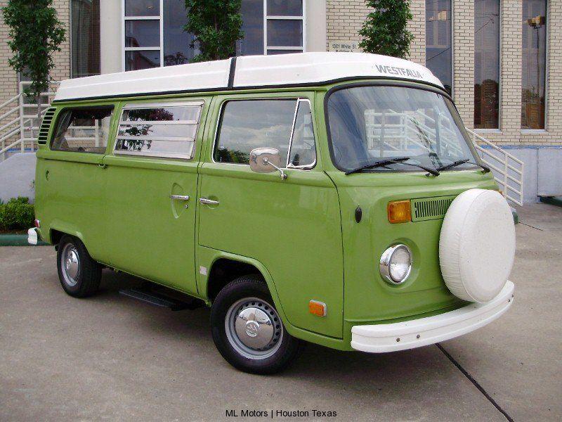 1979 volkswagen westfalia camper restored combi