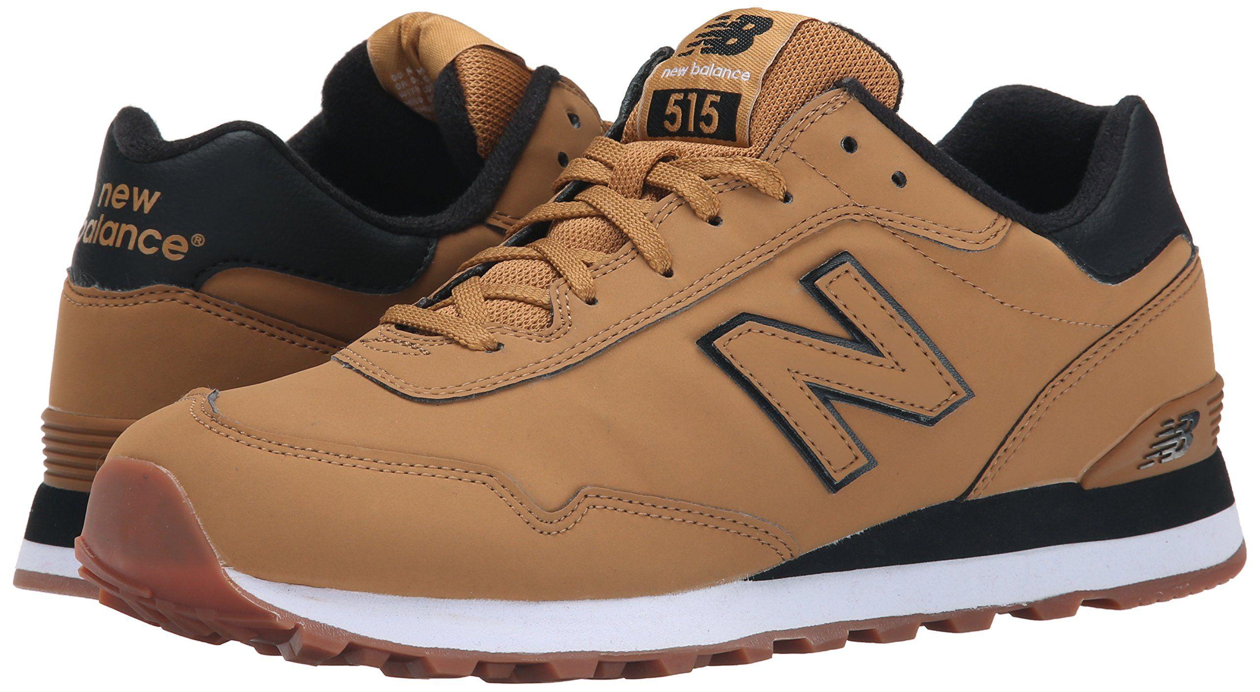 Amazon.com: New Balance Men's ML515 Winter Stealth Pack Classic Running  Shoe: Clothing
