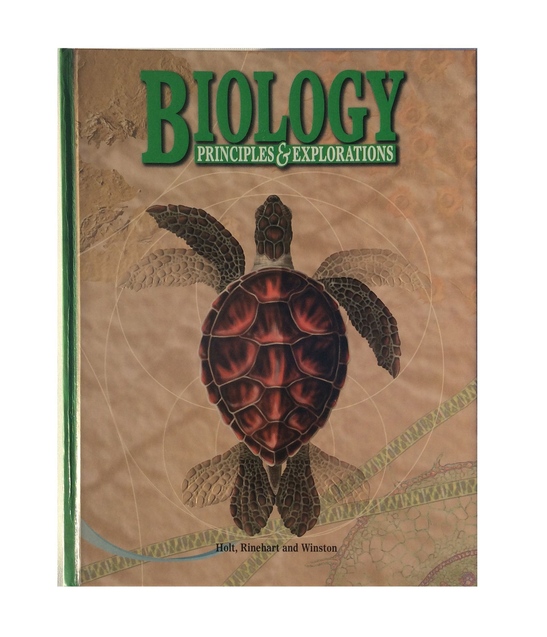 Holt Biology Principles Amp Explorations Hardcover By
