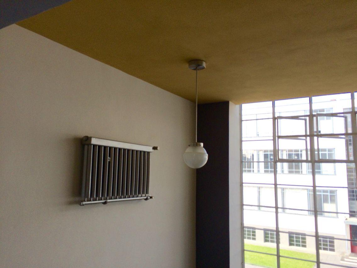 Bauhaus Dessau Interior Interiores