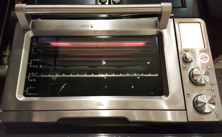 Breville Smart Oven Air Review Smart Oven Breville Oven