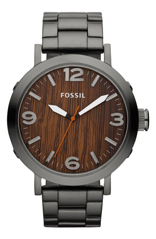 2e8d7775fcc I love men s watches. Wood grain face is an extra plus. (Fossil