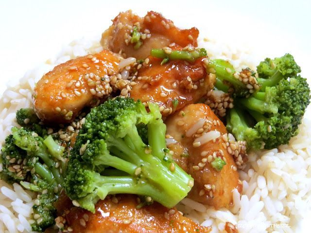 Photo of Sesame Chicken (Thermomix – Recipes with Heart)
