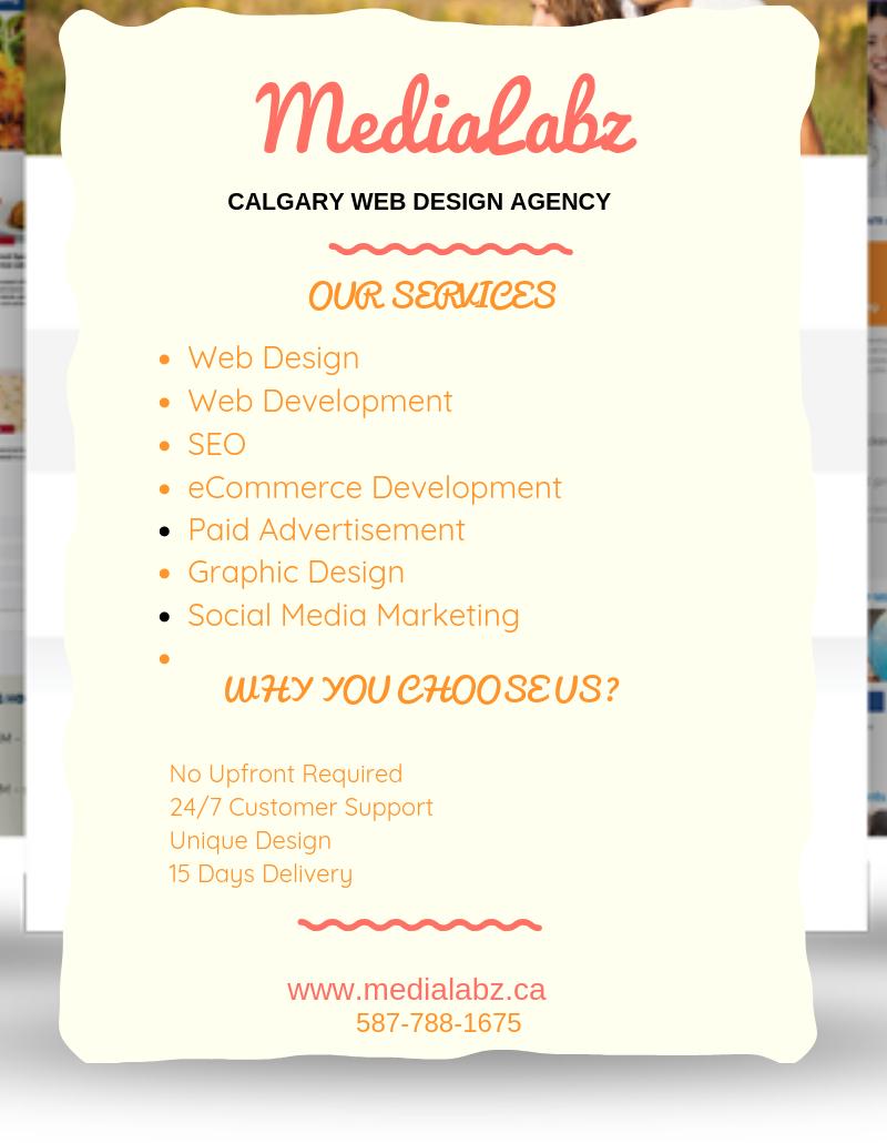Website Design Calgary Website Development Company In Calgary Web Development Design Web Design Website Development Company