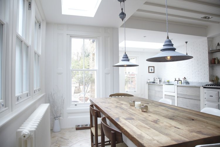 Blakes London - Scandinavian renovation London