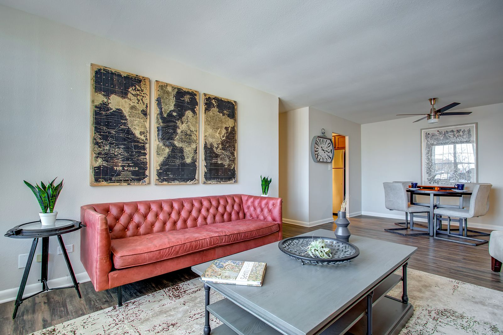 You will love coming home to your luxury living room and